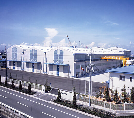 宇津原株式会社 二見工場
